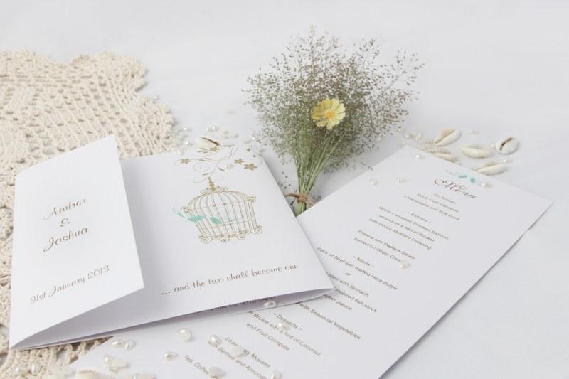 Wedding Invitation Format