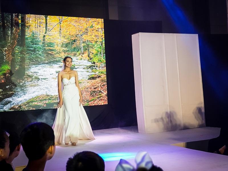 Ethereal Fashion Show One Esplanade
