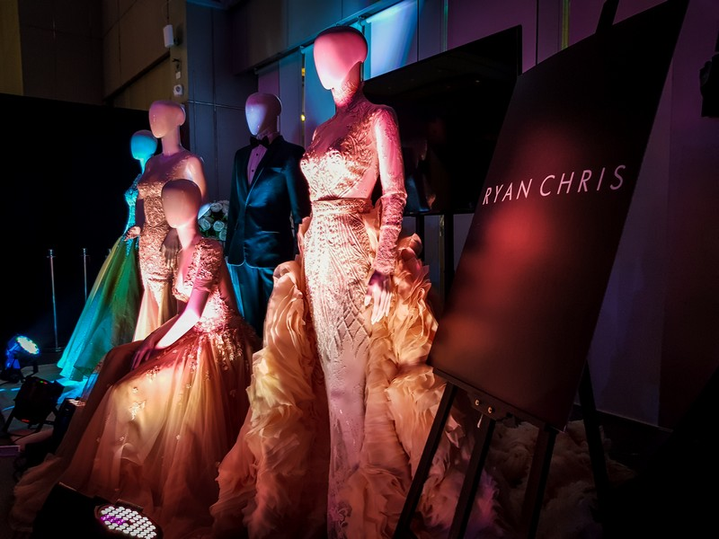 Ethereal Fashion Show