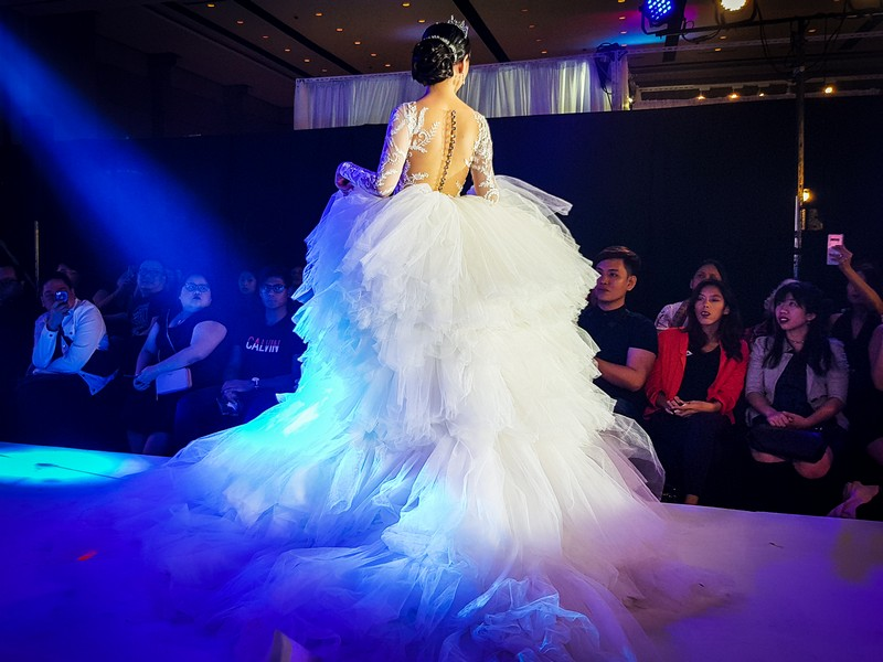 Ethereal Fashion Show by Ryan Chris Aims to Make More Brides Beautiful
