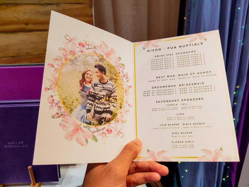 Wedding Invitations Photobook