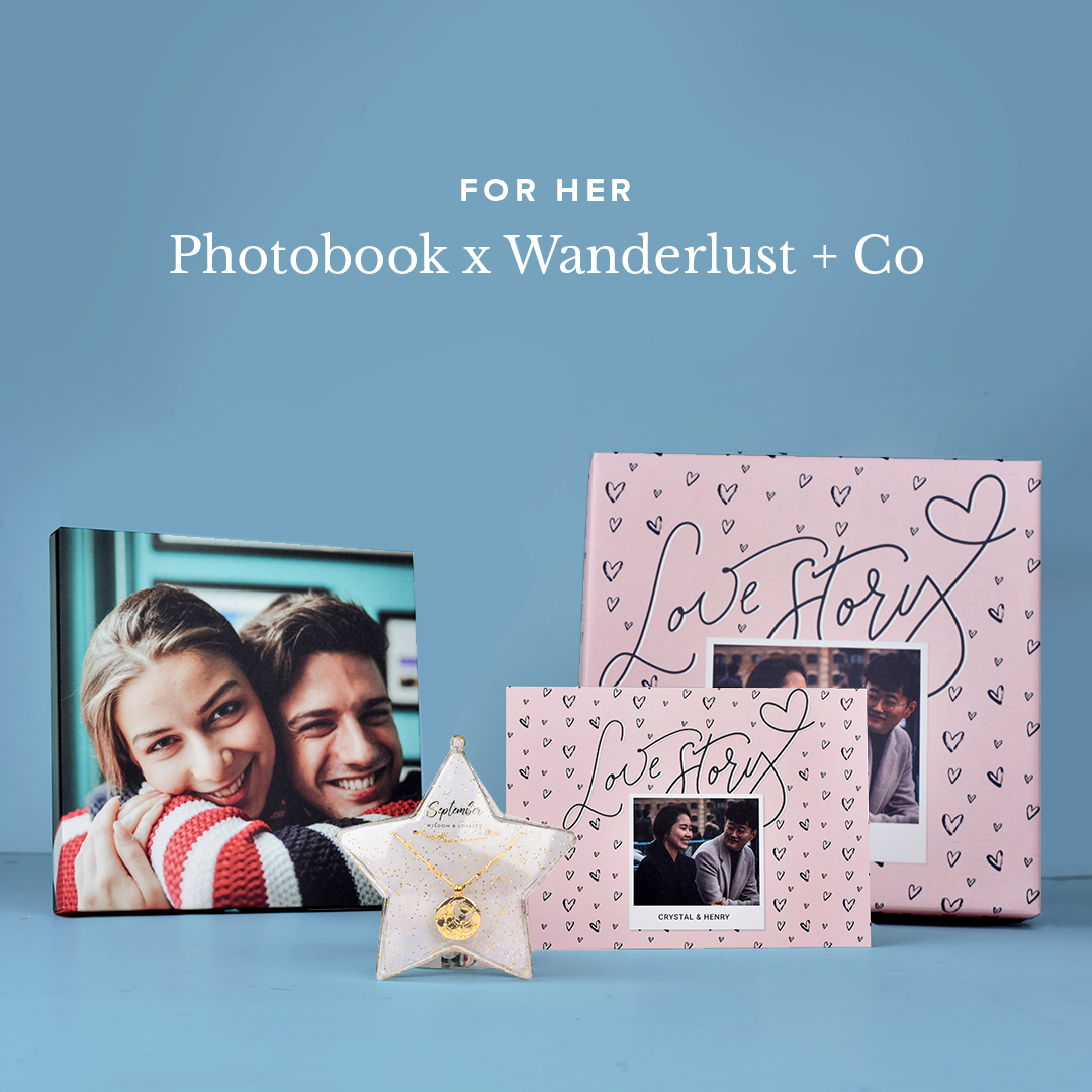 Beautiful And Personalised Valentine's Gifts Sorted In A Few Clicks With Photobook Philippines