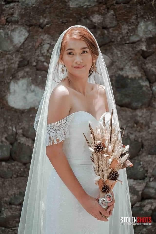 wedding makeup looks for Filipina