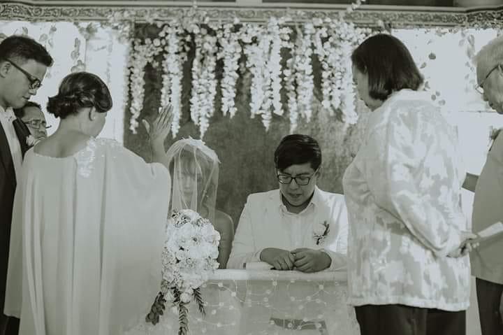 Christian Weddings Prayer