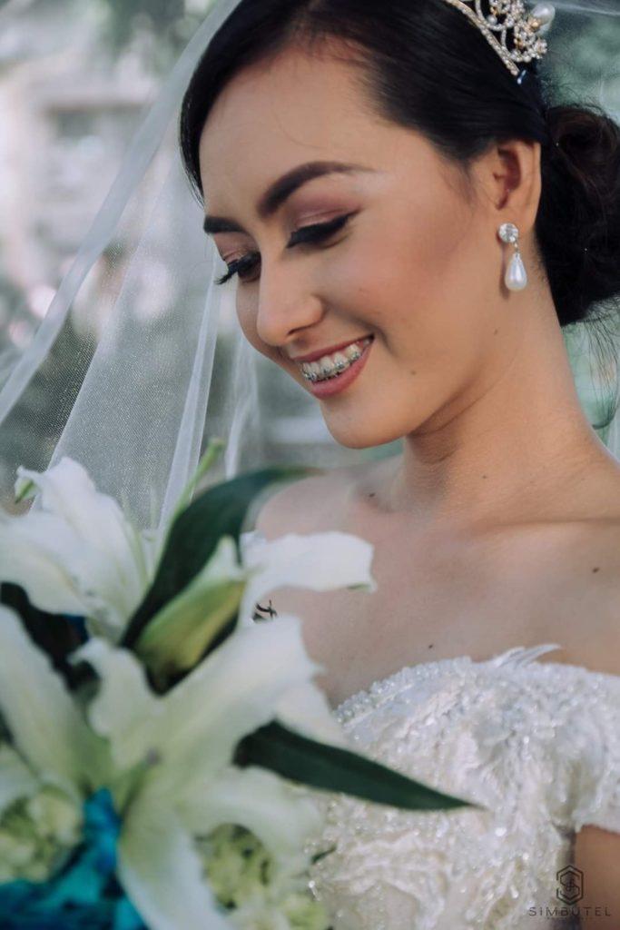 young philipino girl