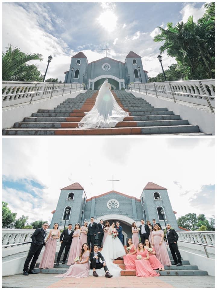 Catholic Church Wedding in Philippines
