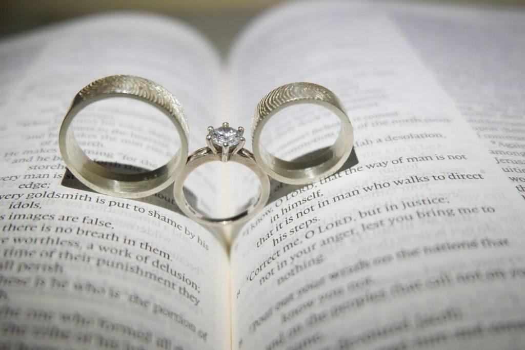 Wedding rings idea