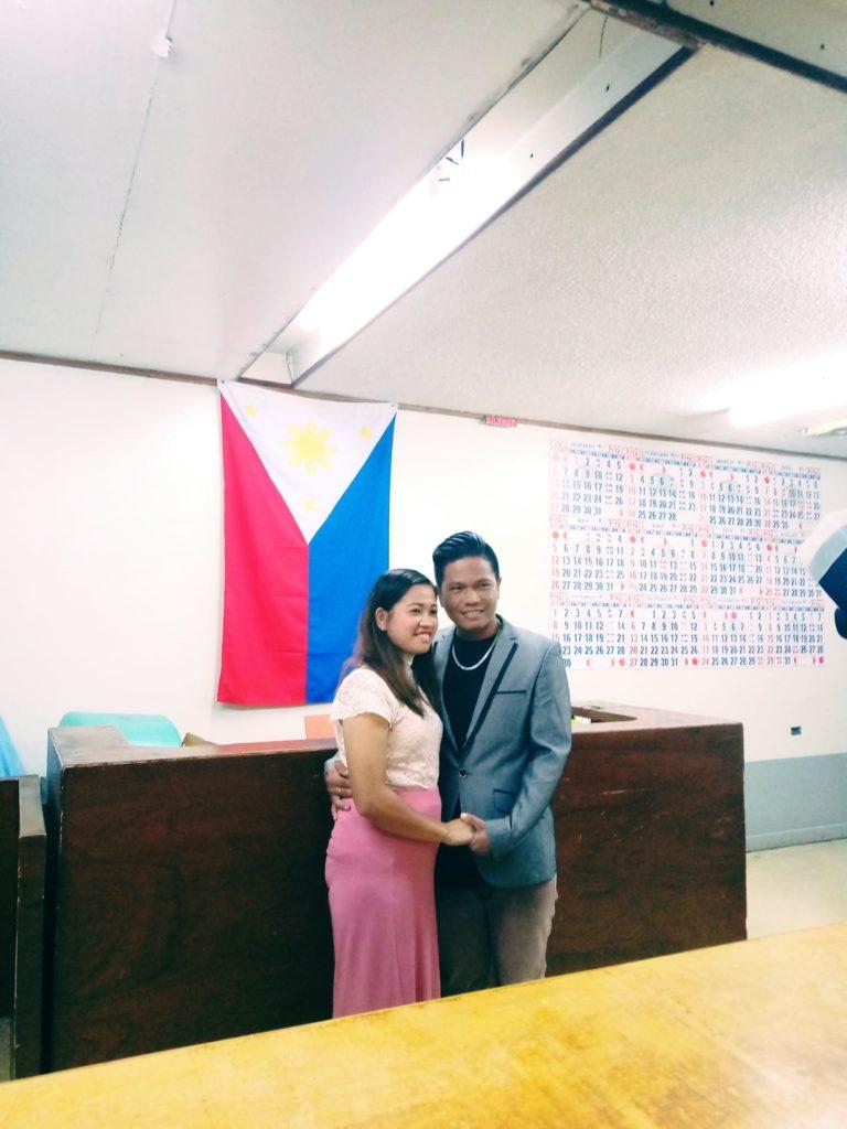 intimate civil wedding philippines