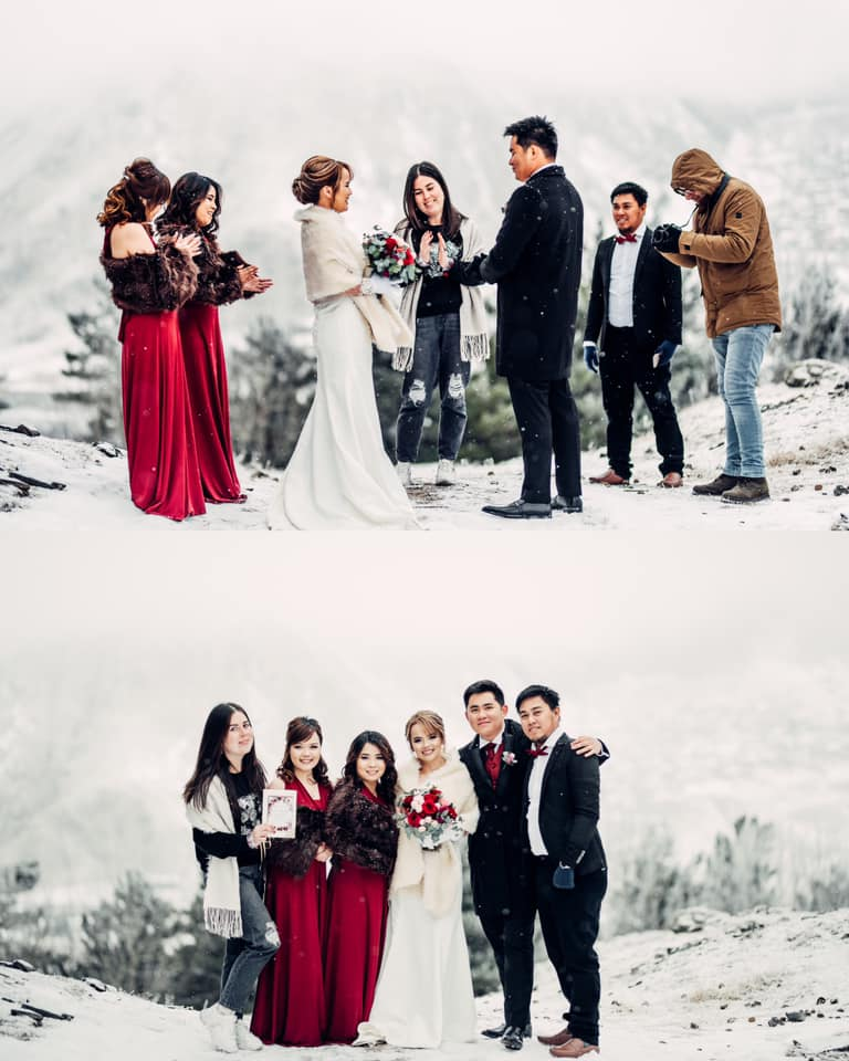 civil wedding abroad