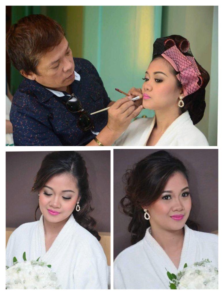 wedding makeup pictures