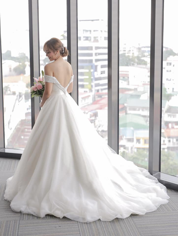wedding gown price