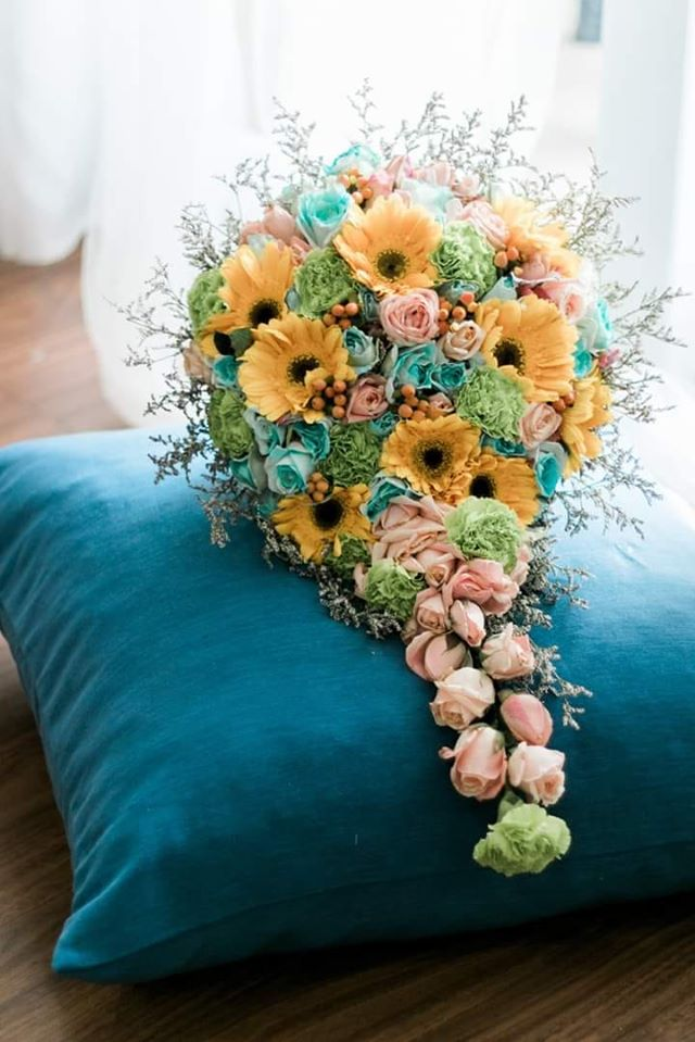 budget for wedding flowers philippines