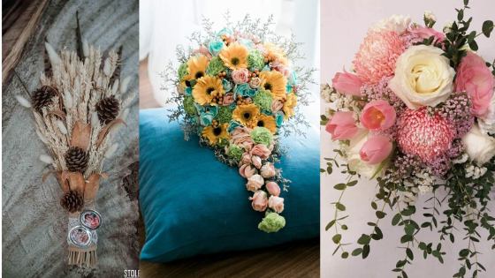Wedding Bouquet 2020: Here's The Budgetarian Bride January Feature