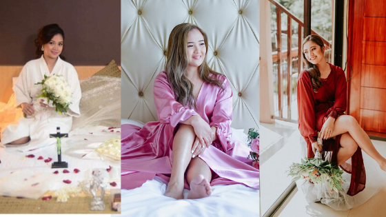 Bridal Robe 2020: Here's The Budgetarian Bride January Feature