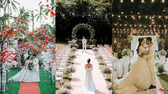 Garden Wedding 2020: Here's The Budgetarian Bride January Feature