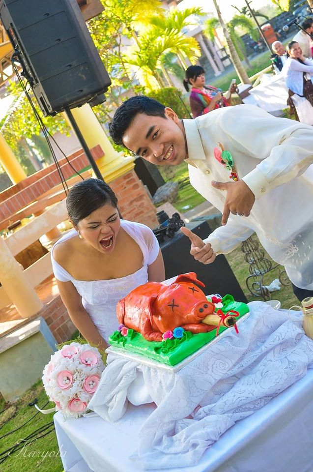 funny wedding cakes designs