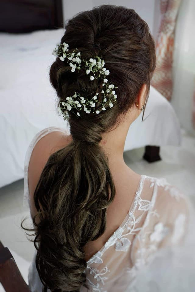 best wedding hairstyles for Filipina