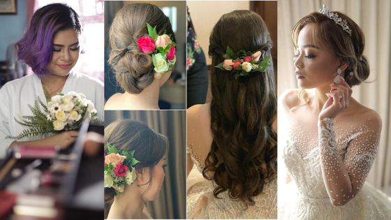 Best Wedding Hairstyles: Here's The Budgetarian Bride February Feature