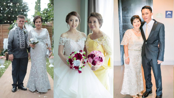 Wedding Outfit for Mother: Here's The Budgetarian Bride February Feature