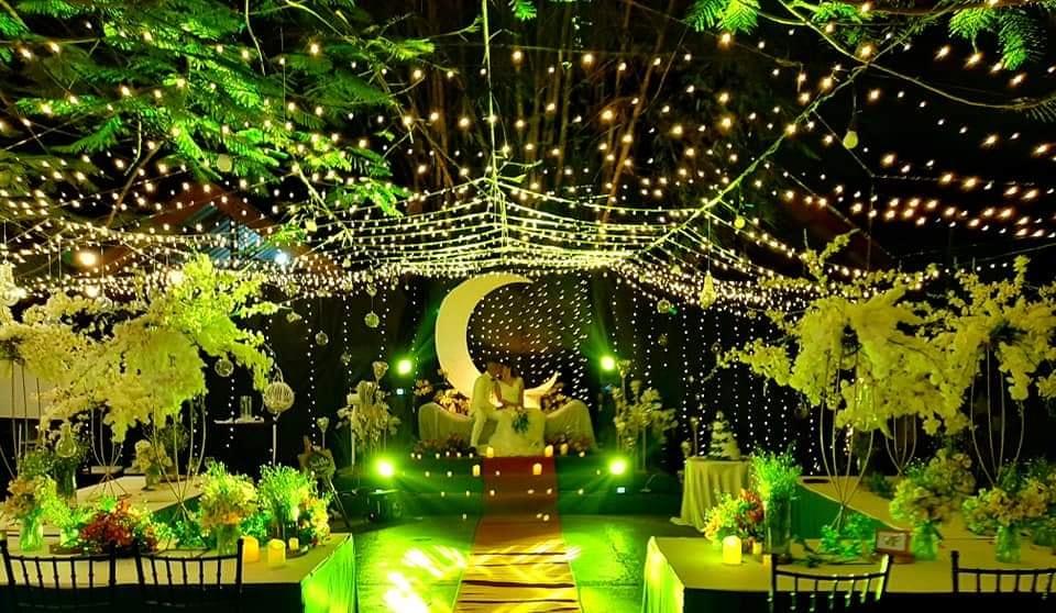 wedding reception venues Puerto Princesa
