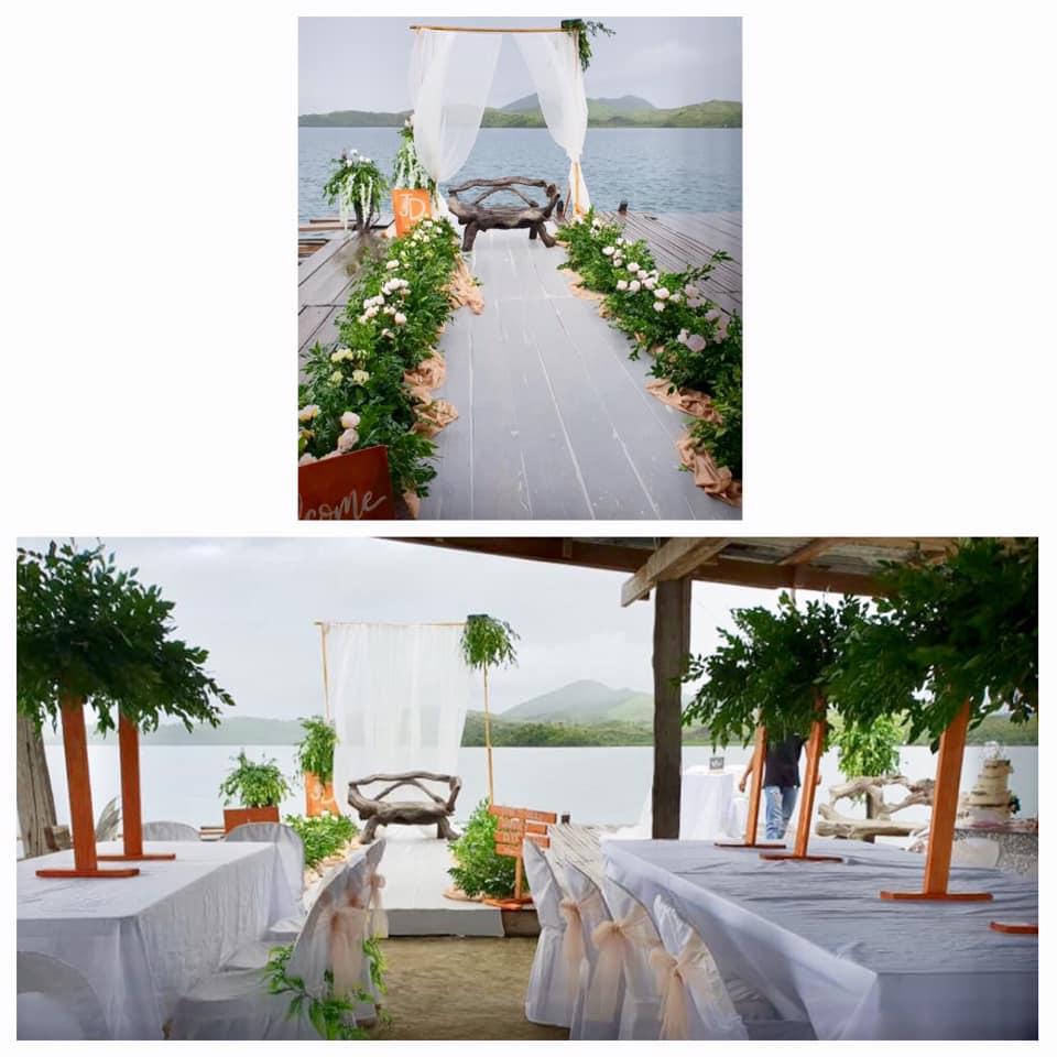 wedding reception venues Siargao