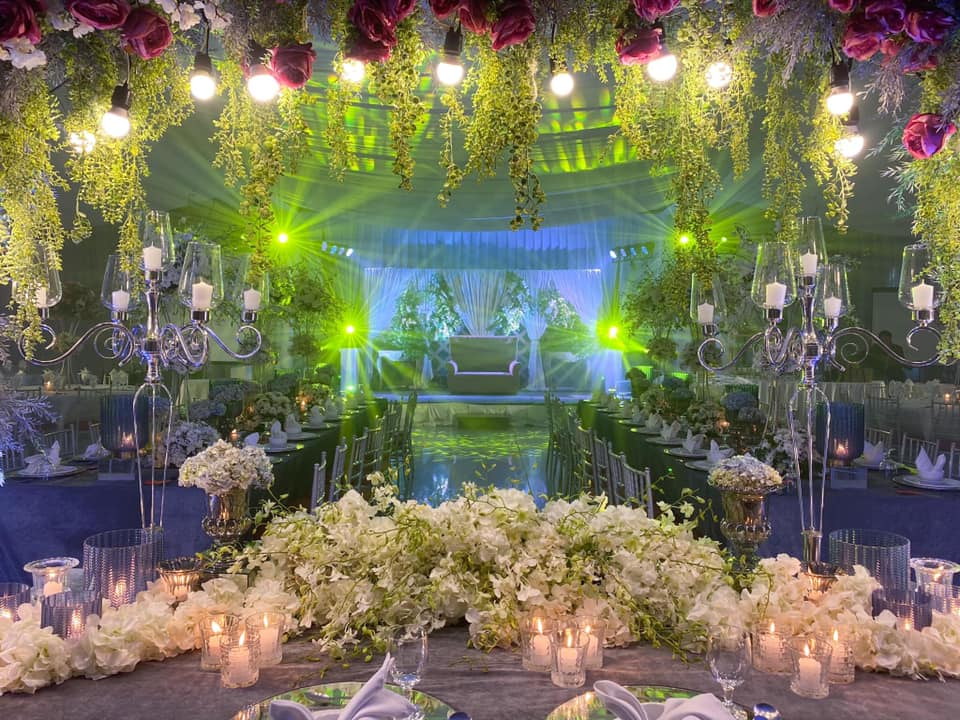 wedding reception venues Palawan