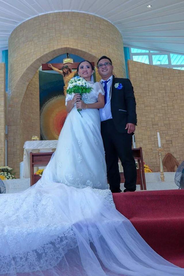 Wedding gowns in Cebu