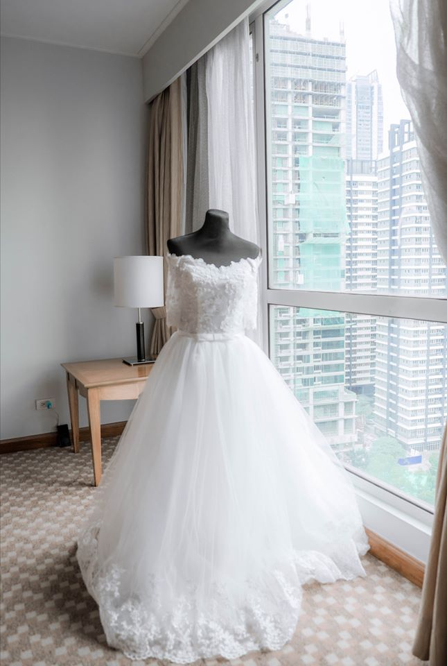 Lazada gown