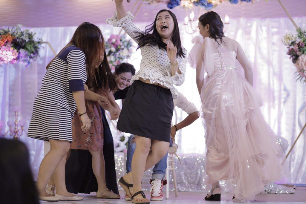 wedding reception games ideas philippines