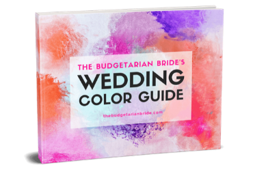 Free Wedding Color Guide