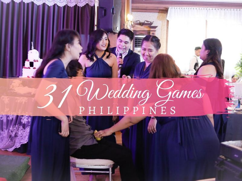 wedding games Philippines