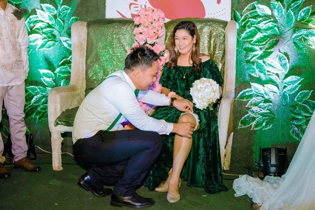 indoor wedding reception games philippines