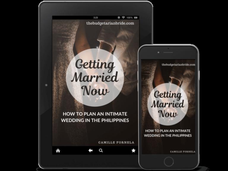 Intimate Wedding Checklist
